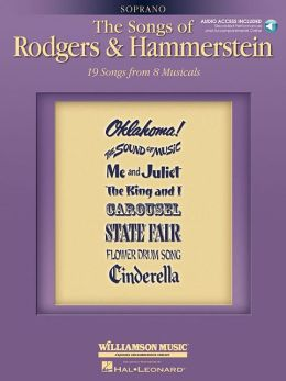 The Songs of Rodgers and Hammerstein: Soprano