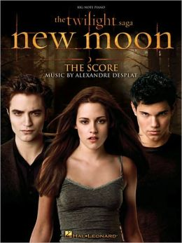 Twilight: New Moon - the Score: Big-Note Piano