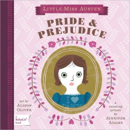 Pride & Prejudice: A BabyLit Counting Primer