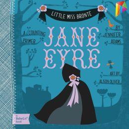 Jane Eyre: A BabyLit Counting Primer