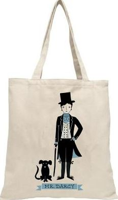 Mr. Darcy Ecobag