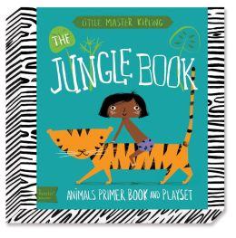 Jungle Book Playset, BabyLit: A BabyLit® Animals Primer Playset