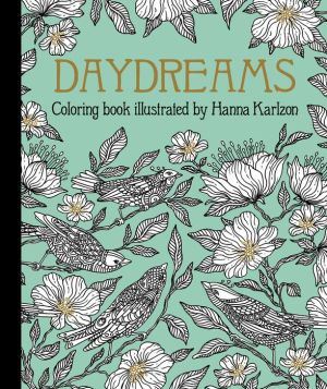 Daydreams Coloring Book: Originally Published in Sweden as