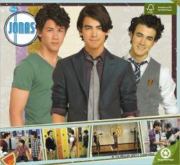 2011 JONAS WL Calendar