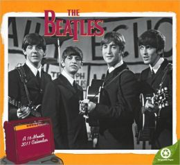 2011 The Beatles WL Calendar