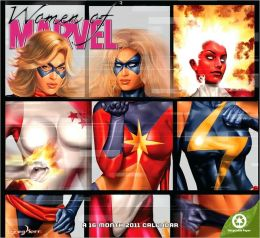 2011 Women of Marvel WL Calendar