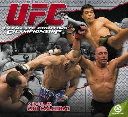 2011 Ultimate Fighting Championship WL Calendar