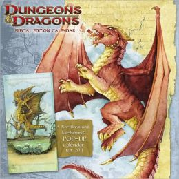 2011 Dungeons & Dragons Special Edition WL Calendar
