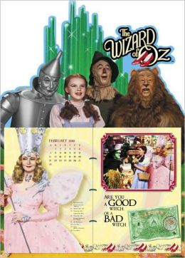 2011 The Wizard of Oz Special Edition WL Calendar