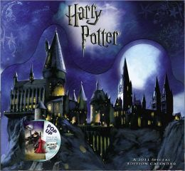 2011 Harry Potter World Special Edition WL Calendar