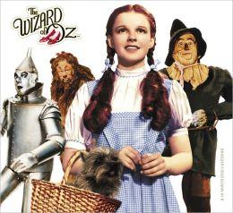 2012 The Wizard of Oz Wall Calendar