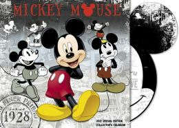 2012 Mickey Mouse Wall Calendar