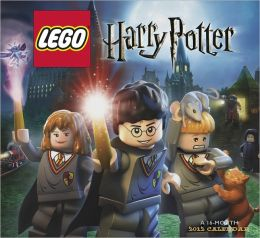 2012 Lego Harry Potter Wall Calendar