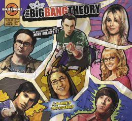 2014 The Big Bang Theory Wall Calendar