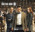 Book Cover Image. Title: 2014 Doctor Who Wall Calendar, Author: Mead Product LLC