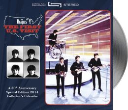 2014 The Beatles Sepcial Edition Wall Calendar