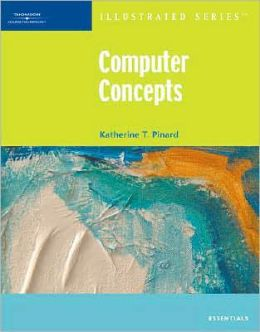 Computer Concepts-Illustrated Essentials