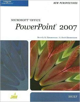 New Perspectives on Microsoft Office PowerPoint 2007, Brief