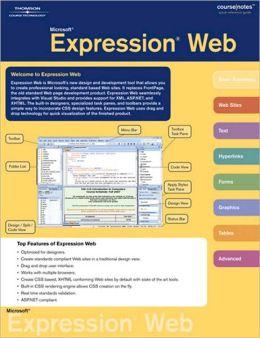 Microsoft Expression Web CourseNotes