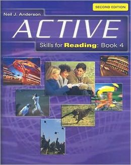 ACTIVE Skills for Reading - Book 4