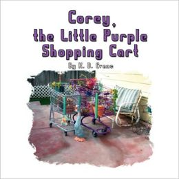 Corey, the Little Purple Shopping Cart