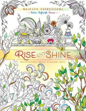 Rise and Shine: Coloring Happiness
