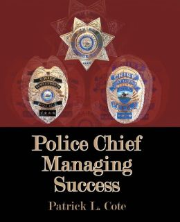 Police Chief Managing Success