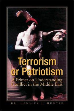 Terrorism Or Patriotism