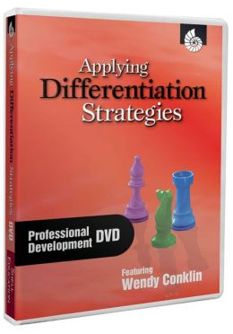 Applying Differentiation Strategies Professional Development DVD
