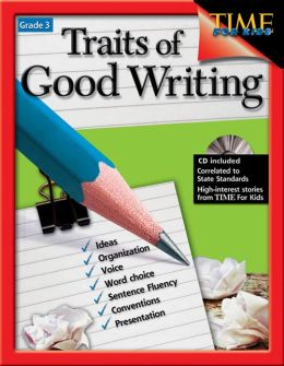 Traits of Good Writing Grade 3