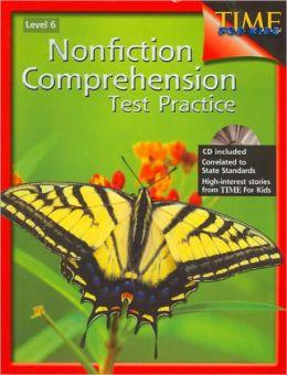 Nonfiction Comprehension: Test Practice