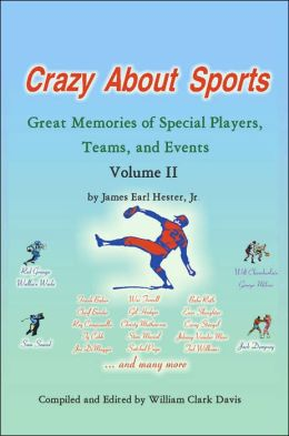 Crazy About Sports Volume Ii