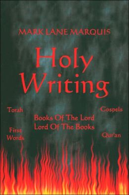 Holy Writing: Books of the Lord, Lord of the Books