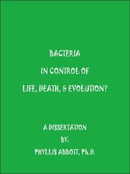 Bacteria In Control Of Life, Death, & Evolution?