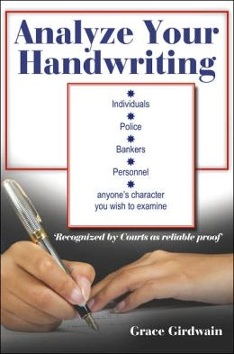 Analyze Your Handwriting
