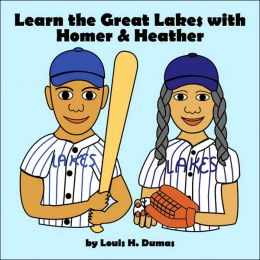 Learn the Great Lakes with Homer and Heather