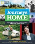 Book Cover Image. Title: Journeys Home:  Inspiring Stories, Plus Tips and Strategies to Find Your Family History, Author: Andrew McCarthy