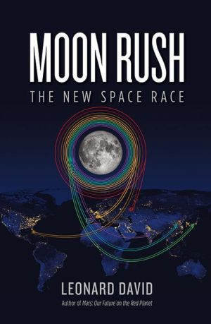 Book Moon Rush: The New Space Race|Hardcover