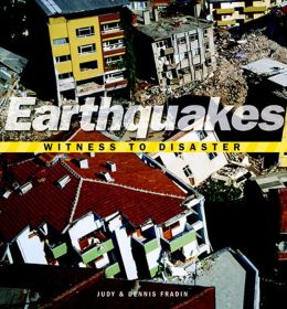 Earthquakes (Witness to Disaster Series)