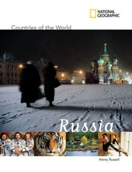 Russia (National Geographic Countries of the World Series)