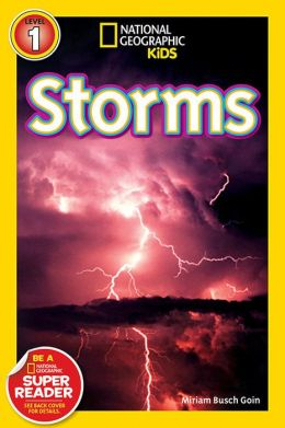 Storms! (National Geographic Readers Series)