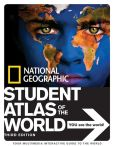 Book Cover Image. Title: National Geographic Student Atlas of the World Third Edition, Author: National Geographic