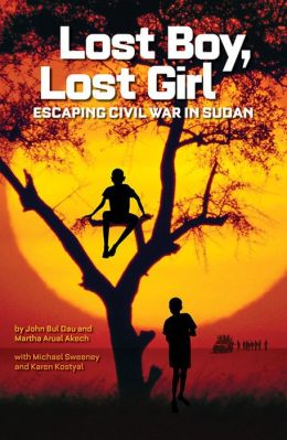 LOST BOY LOST GIRL: Escaping Civil War in Sudan