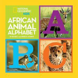 African Animal Alphabet