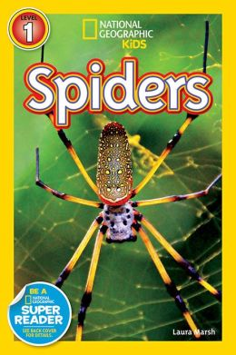 Spiders (National Geographic Readers Series)