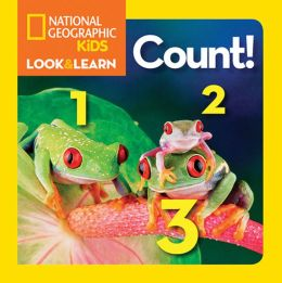 National Geographic Little Kids Look and Learn: Count