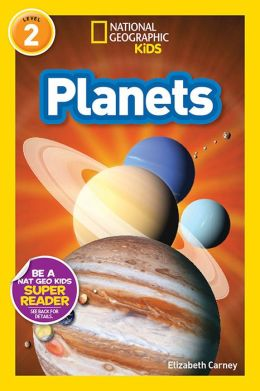 Planets (National Geographic Readers Series)