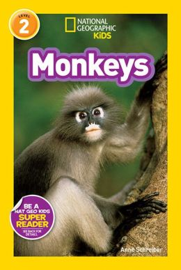 Monkeys (National Geographic Readers Series)