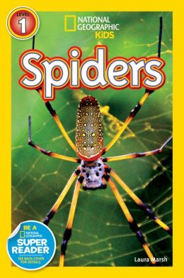 Spiders: National Geographic Readers Series (Enhanced Edition)