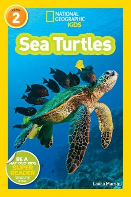 Sea Turtles: National Geographic Readers Series (Enhanced Edition)